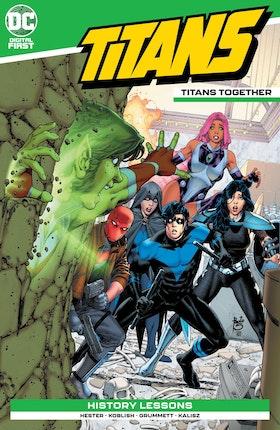 Titans: Titans Together #1