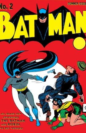 Batman (1940-) #2