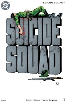 Suicide Squad (2001-) #4