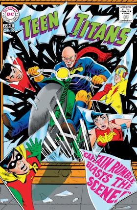Teen Titans (1966-) #15