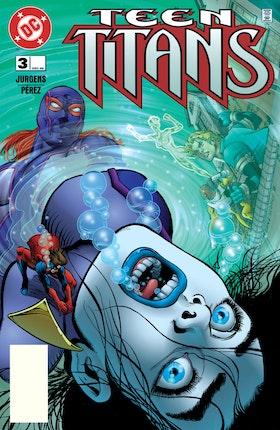 The Teen Titans (1996-) #3