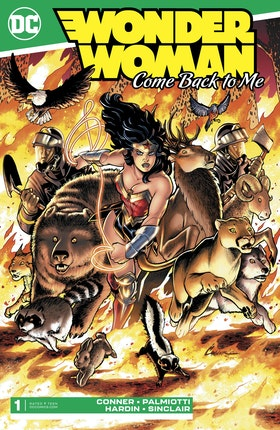 Wonder Woman: Come Back to Me #1