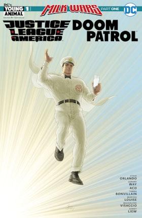 JLA/Doom Patrol Special #1