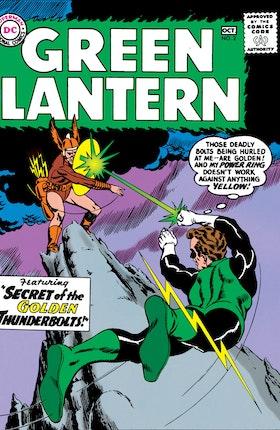 Green Lantern (1960-) #2
