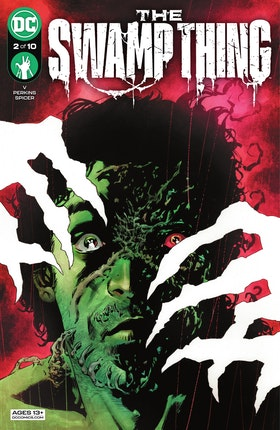 The Swamp Thing #2