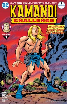 The Kamandi Challenge #1