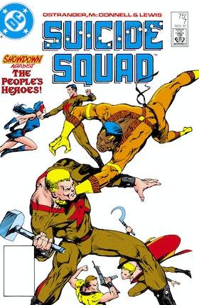 Suicide Squad (1987-) #7