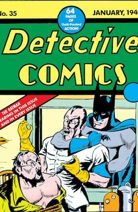 Detective Comics (1937-) #35