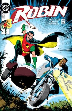 Robin Mini-Series (1990-) #3