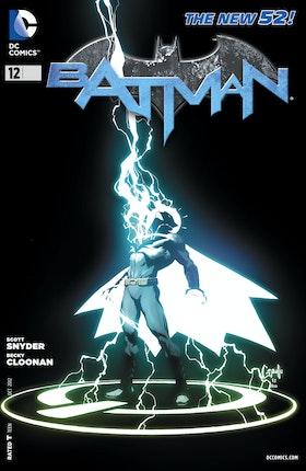 Batman (2011-) #12