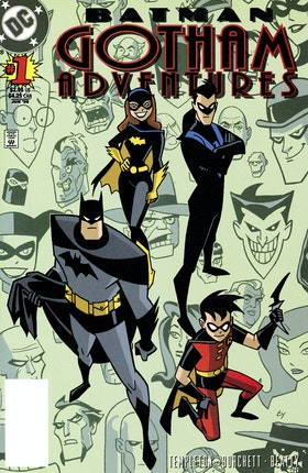 Batman: Gotham Adventures #1