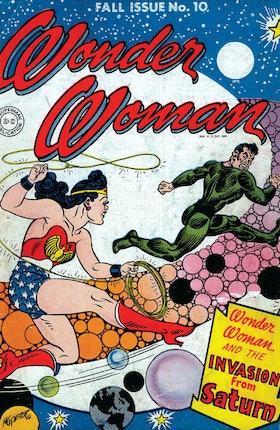 Wonder Woman (1942-) #10