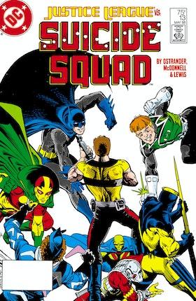 Suicide Squad (1987-) #13