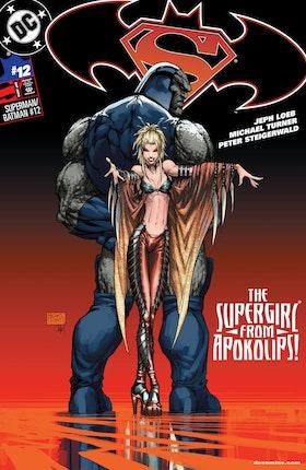 Superman Batman #12