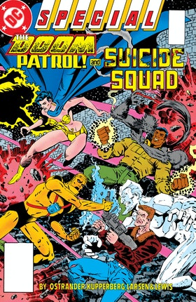 The Doom Patrol and Suicide Squad Special (1988-) #1