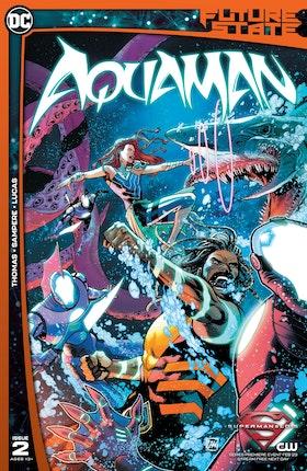 Future State: Aquaman #2