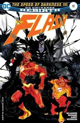 The Flash (2016-) #10