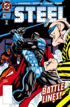 Steel (1994-) #16