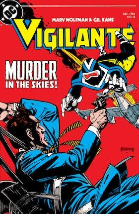 The Vigilante #13