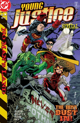 Young Justice In No Man's Land #1