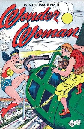 Wonder Woman (1942-) #11