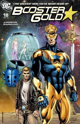 Booster Gold (2007-) #18
