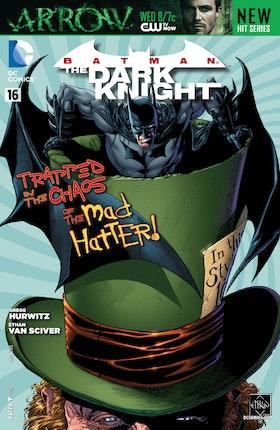 Batman: The Dark Knight (2011-) #16