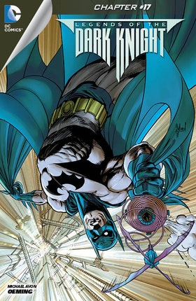 Legends of the Dark Knight #17