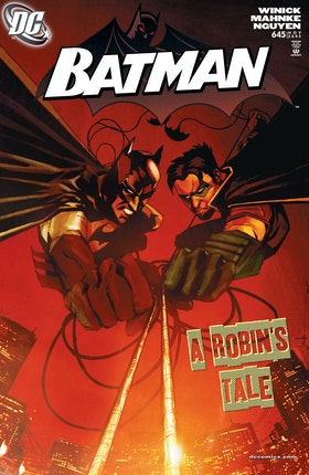 Batman (1940-) #645