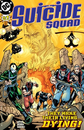 Suicide Squad (2001-) #1