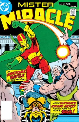 Mister Miracle (1971-) #20