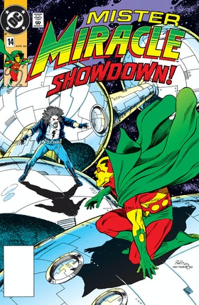Mister Miracle (1988-) #14