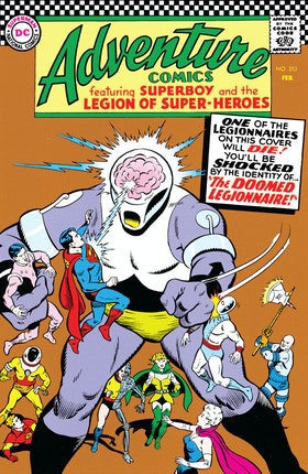 Adventure Comics (1938-) #353