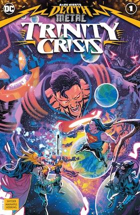 Dark Nights: Death Metal Trinity Crisis #1