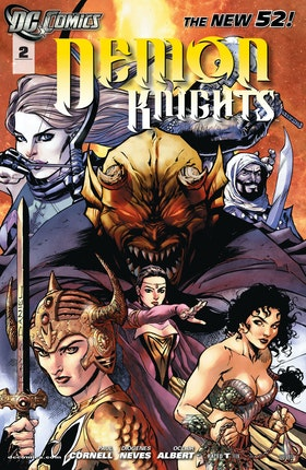 Demon Knights #2