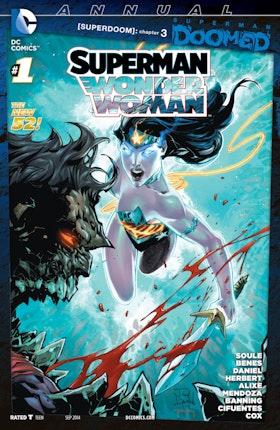 Superman/Wonder Woman Annual #1