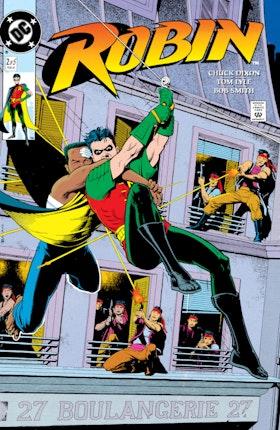 Robin Mini-Series (1990-) #2