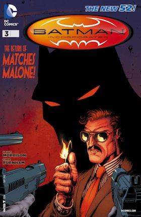 Batman Incorporated (2012-) #3