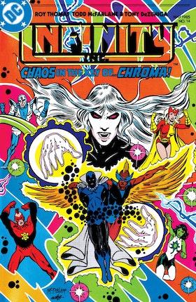Infinity, Inc. (1984-) #14