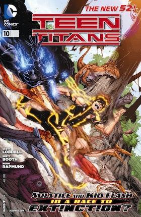 Teen Titans (2011-) #10