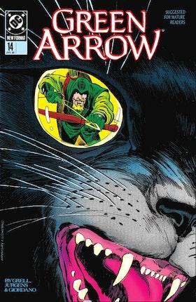 Green Arrow (1987-) #14