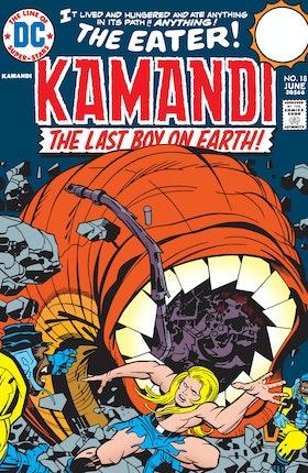 Kamandi: The Last Boy on Earth #18