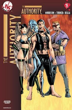 The Authority (2003-2004) #6