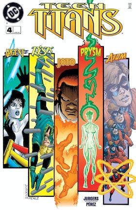 The Teen Titans (1996-) #4