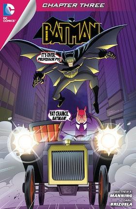 Beware The Batman #3