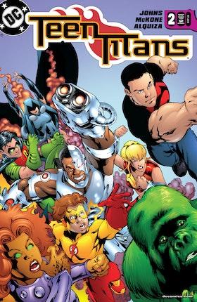 Teen Titans (2003-) #2