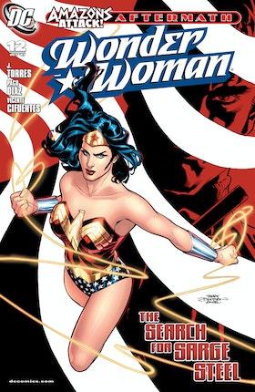 Wonder Woman (2006-) #12