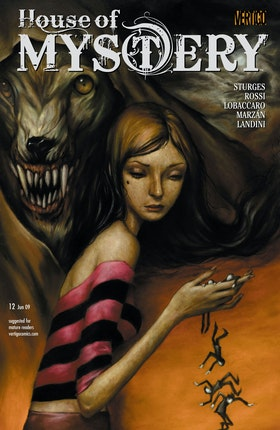 House of Mystery (2008-) #12