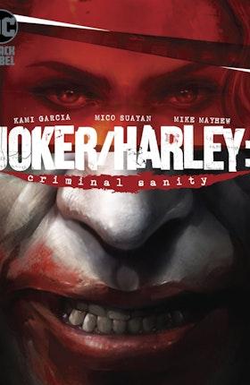 Joker/Harley: Criminal Sanity #1