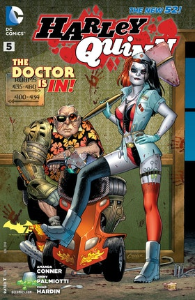Harley Quinn (2013-) #5